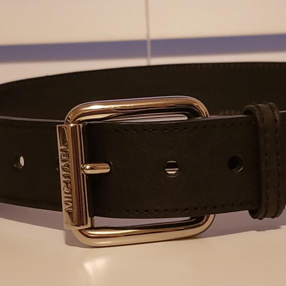 d675fae101e6f M 5b56aa6cfe5151b60dbbf292. Other Accessories you may like. Mens Michael  Kors Jetset Monogram Logo MK Belt